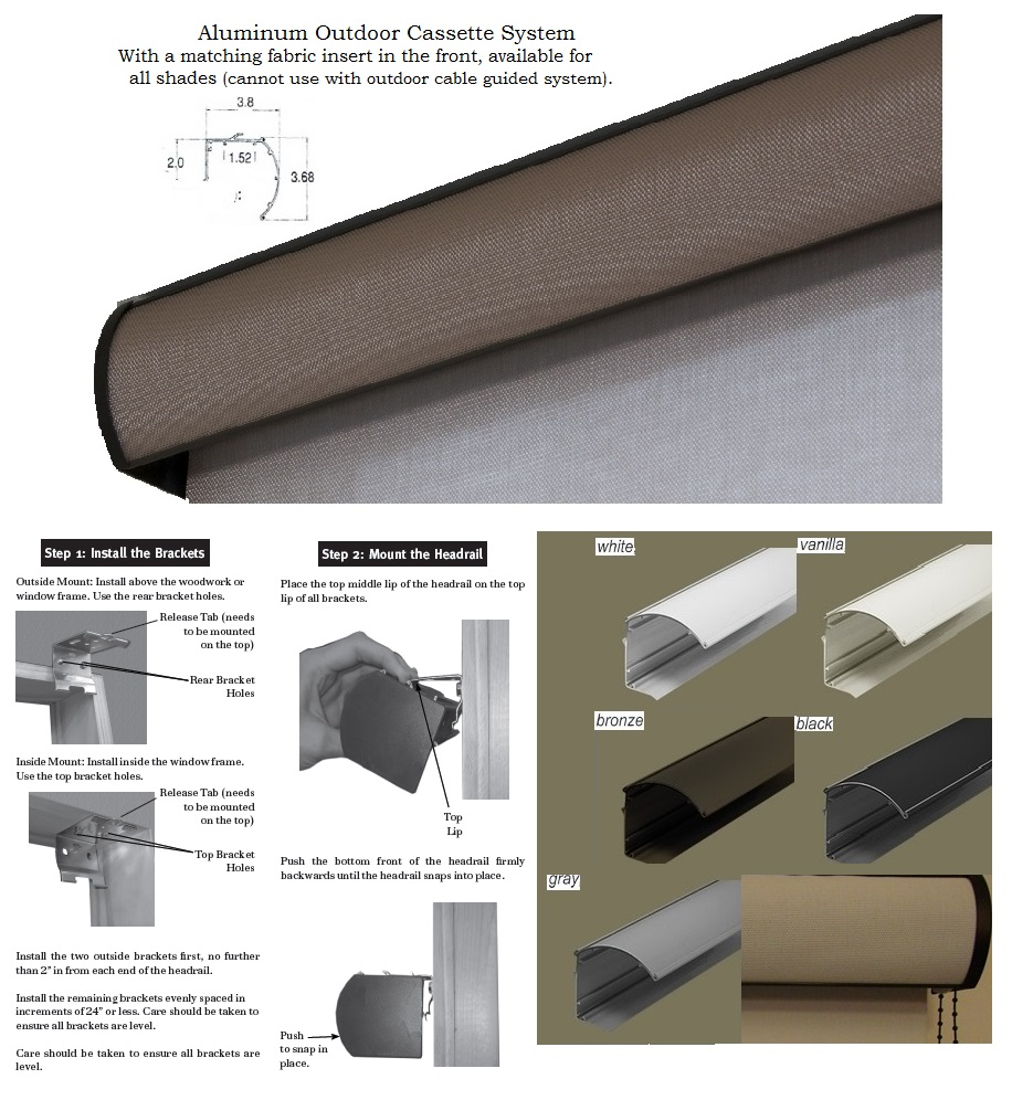 How To Repair Cordless Blinds Vertical Blind Parts With